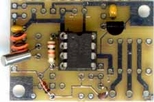 [10 minute timer circuit board picture - click for larger view of board ]