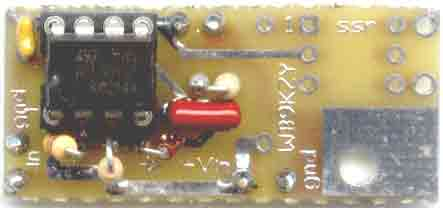 [Bug Descratcher II circuit board picture - 