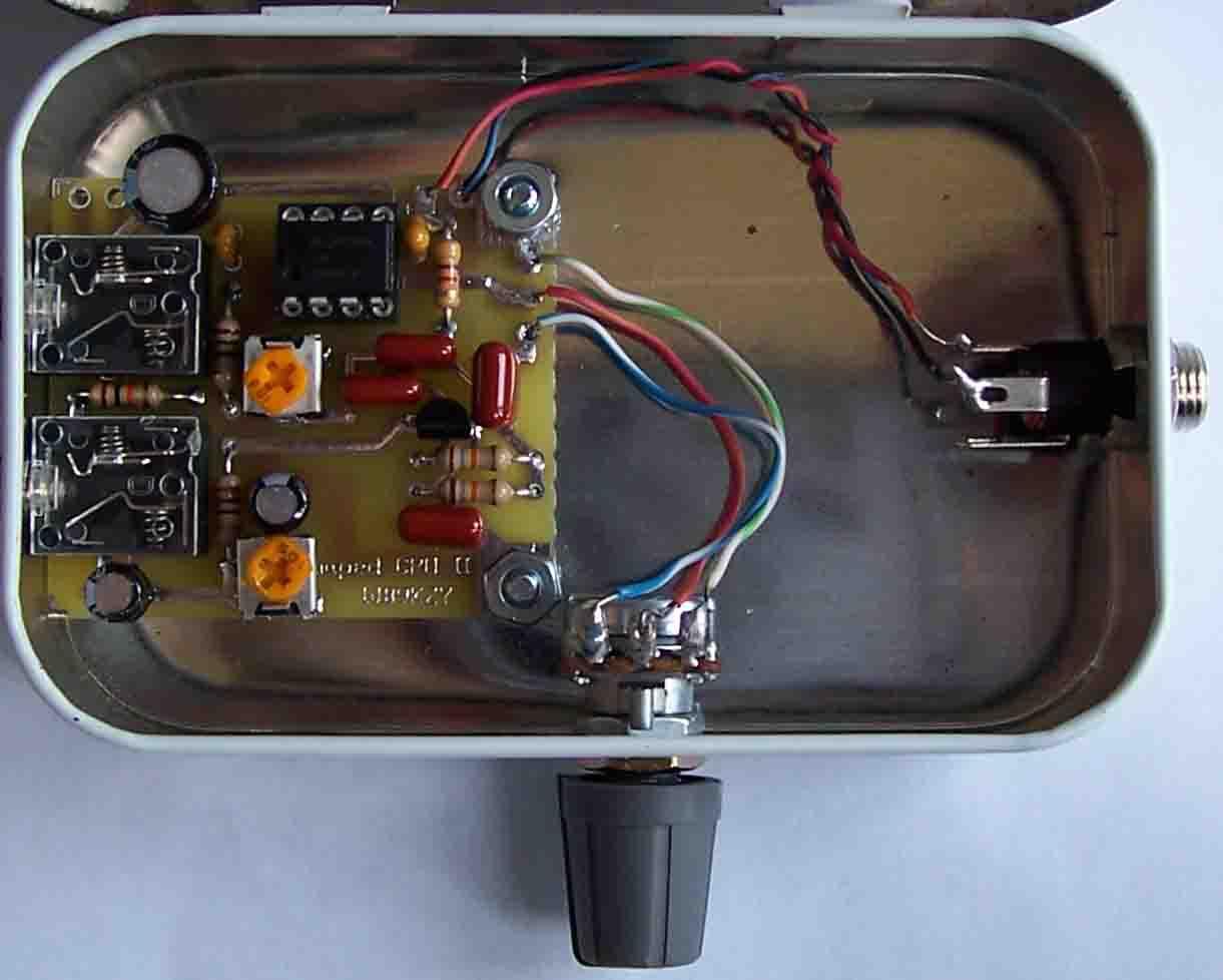 Ham Radio Kits - Shaped CPO II kit