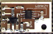 [prescalercircuit board picture - 